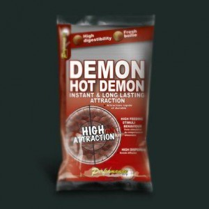 STARBAITS Boilies Concept Hot Demon 20mm-2,5kg