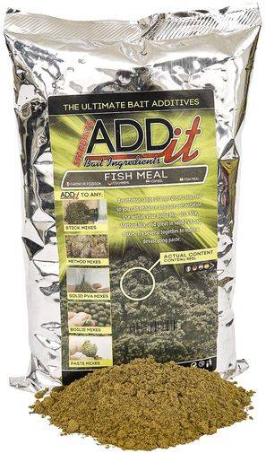 STARBAITS Rybacia múčka Add'IT Fish Meal 1kg
