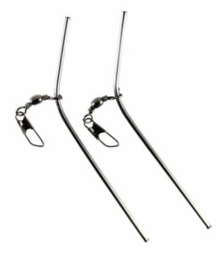 Zfish Prejazd S.Steel Anti Tangle Boom 2 ks