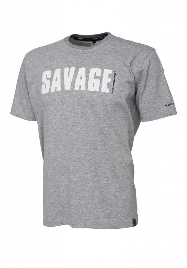 SAVAGE GEAR Tričko kr.ruk. Simply Savage