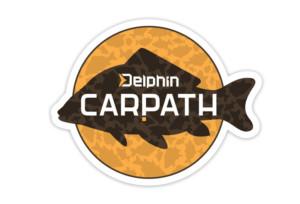 DELPHIN Nálepka CARPATH - 1ks