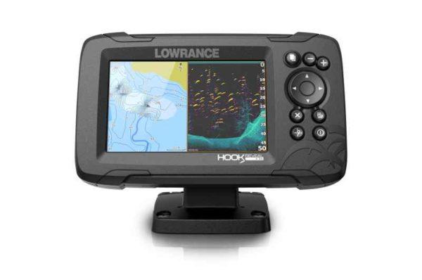 LOWRANCE Sonar Hook Reveal 5 83/200 HDI ROW