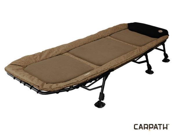 DELPHIN Rybárska posteľ GT6 Carpath