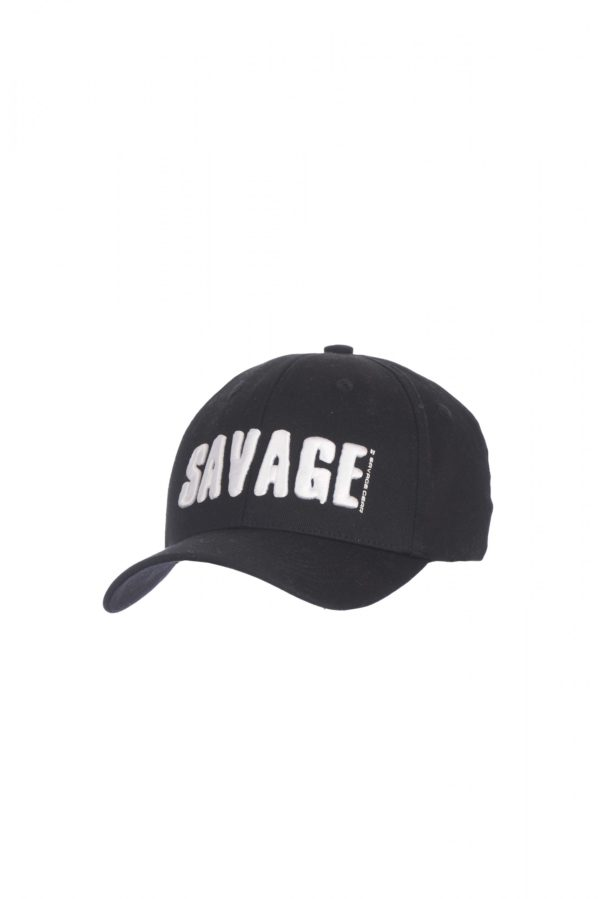 SAVAGE GEAR Šiltovka SIMPLY SAVAGE 3D LOGO