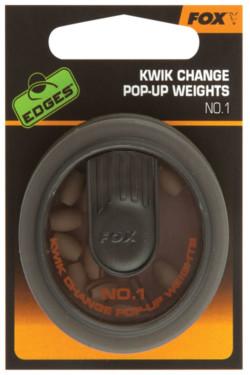 FOX Rýchlovýmenné závažia KWIK CHANGE POP-UP WEIGHTS