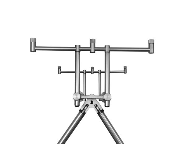 DELPHIN Rodpod RPX 4 Silver