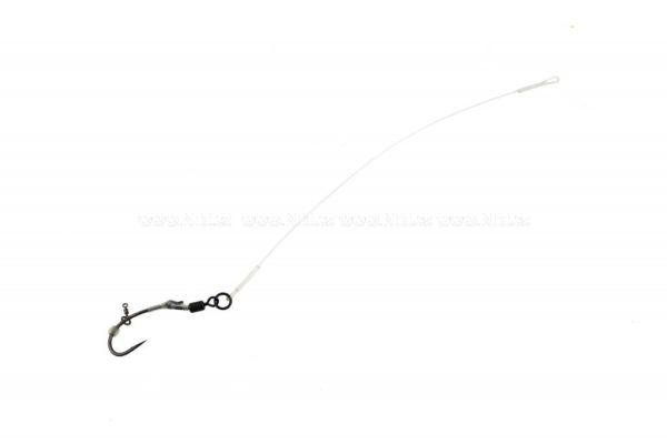 CARP ´R´ US Hotový nadväzec – Ready Ronnie rig 16,5 cm
