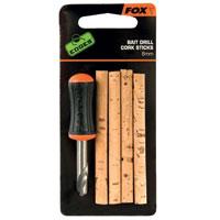 FOX Vrták s korkovými valčekmi