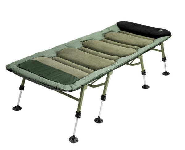 DELPHIN Rybárska posteľ FlatLUX