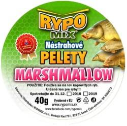 RYPOMIX Marshmallow pelety 6mm/40g