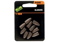 FOX Back Lead - spätné olovo EDGES Sliders 10ks
